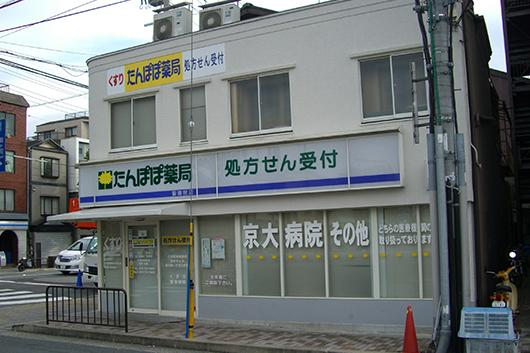 「健康サポート薬局」の届出が受理されました・・たんぽぽ薬局聖護院店(京都府京都市)